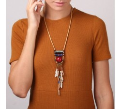 Socotra - Long Necklace - Nature Bijoux-alt