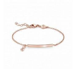 Gioie Infinity Rose Gold-Plated - Bracelet - Nomination