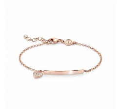 Gioie Heart Rose Gold-Plated - Bracelet - Nomination