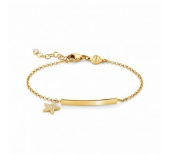 Gioie Star Gold-Plated - Bracelet - Nomination