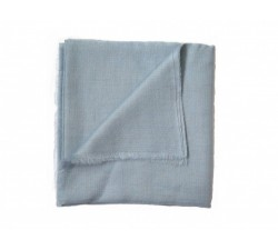 Shawl Cashmere Light Grey - Colores de Otoño-alt