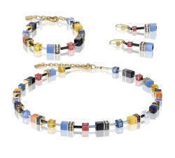 2838 Multicolor Motion - Necklace Cœur de Lion-alt