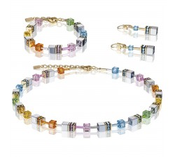 4015 Multicolor Pastel - Necklace Cœur de Lion-alt