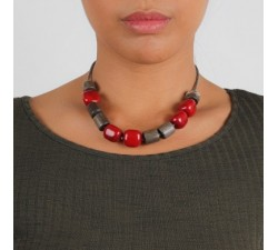 Mauna Loa - Short Necklace - Nature Bijoux-alt