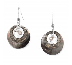 Fifty Shades - Earrings - Nature Bijoux