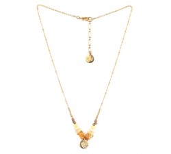 Amandine - Short Necklace - Franck Herval