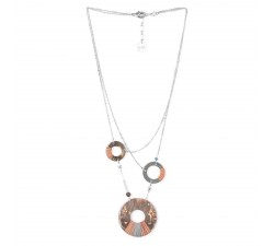 Dannie - Multiple Necklace - Franck Herval