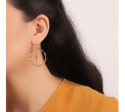 Emma - Gypsy Earrings - Franck Herval-alt