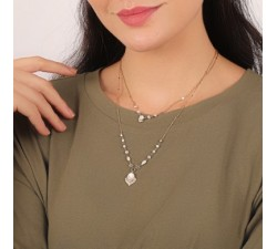 Isabelle - Double Necklace - Franck Herval-alt