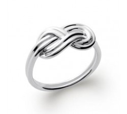 Infinity - Silver Ring
