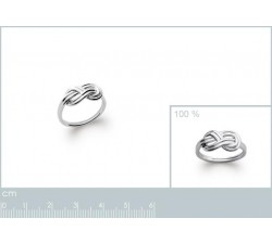 Infinity - Silver Ring-alt