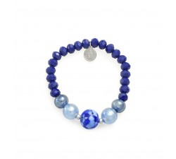 Fenice Blue - Bracelet - Antica Murrina