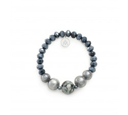 Fenice Black - Bracelet - Antica Murrina