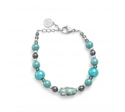 Gabrielle Blue - Bracelet - Antica Murrina