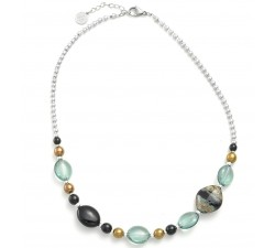 Sophie Black - Necklace - Antica Murrina
