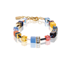 2838 Multicolor Motion - Bracelet Cœur de Lion