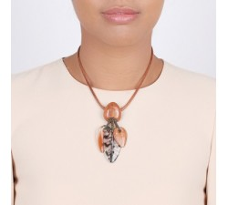 Amherst - Necklace - Nature Bijoux-alt