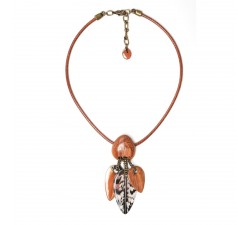 Amherst - Necklace - Nature Bijoux