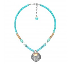 Surigao - Round Necklace - Nature Bijoux