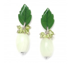 Mojito - Earrings - Nature Bijoux