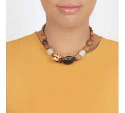 Burundi - Necklace - Nature Bijoux-alt
