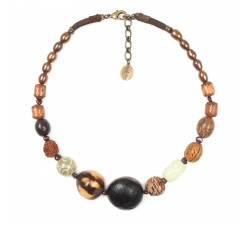Burundi - Necklace - Nature Bijoux
