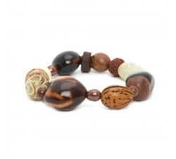 Burundi - Stretch Bracelet - Nature Bijoux