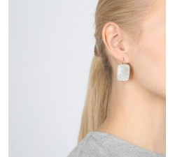 I Have A Dream - Earrings White - Nature Bijoux-alt