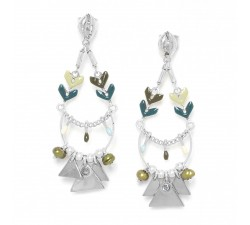 Gabby - Earrings - Gipsy - Franck Herval