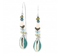 Gabby - Hook Earrings - Franck Herval