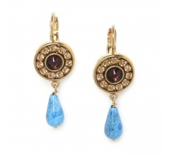 Bella - Earrings - Franck Herval
