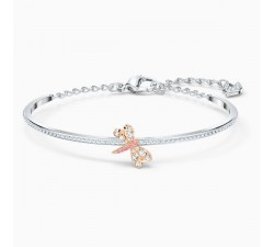 Eternal Flower - Dragonfly - Bracelet - Swarovski