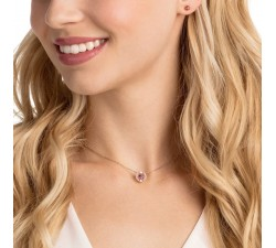 Sparkling Dance Round - Red Rose-Gold - Set - Swarovski-alt