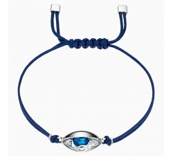 Power - Evil Eye - Blue - Bracelet - Swarovski