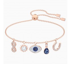 Symbolic - Multicolored Rose-Gold - Bracelet -...
