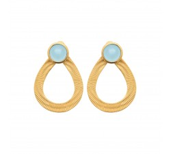 Célestine - Earrings - Dangle - Ana & Cha