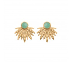 Gina - Earrings - Stud - Ana & Cha