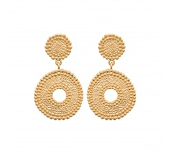Aimée - Earrings - Dangle - Ana & Cha