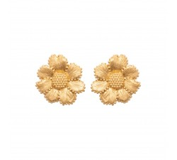 Flora - Earrings - Stud - Ana & Cha
