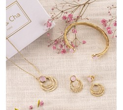 Rosa - Necklace - Ana & Cha-alt