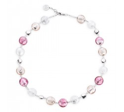 Frida - Pink - Necklace - Antica Murrina