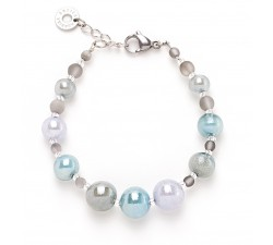 Joy - Light Blue - Bracelet - Antica Murrina