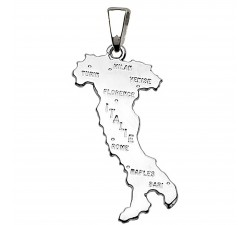 Italy - Sterling Silver - Pendant