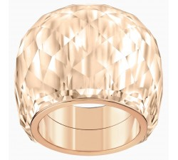 Nirvana - Gold Rose-Gold - Ring - Swarovski