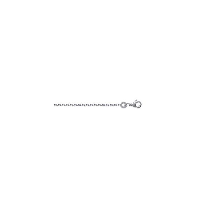 Cable Chain - Silver Necklace - Thin