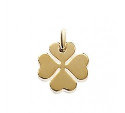 Clover - Gold-Plated Pendant
