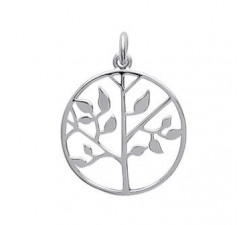 Tree of Life - Silver Pendant