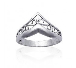 Celtic - Silver Ring