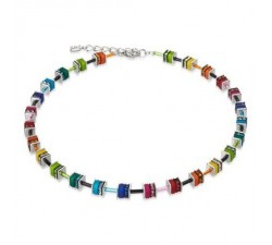4409 Multicolor - Necklace Cœur de Lion