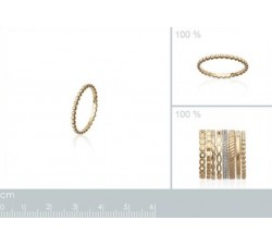 Beads - Gold-Plated Ring-alt
